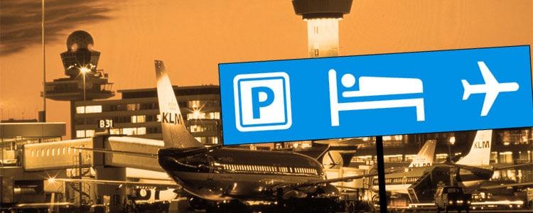 Park Sleep Fly Schiphol