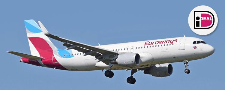 Eurowings betalen met iDEAL