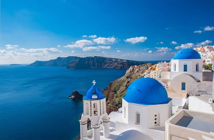 Santorini voor stelletjes