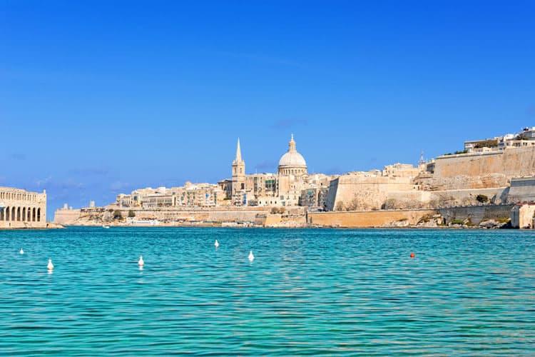 Winterzon op Malta