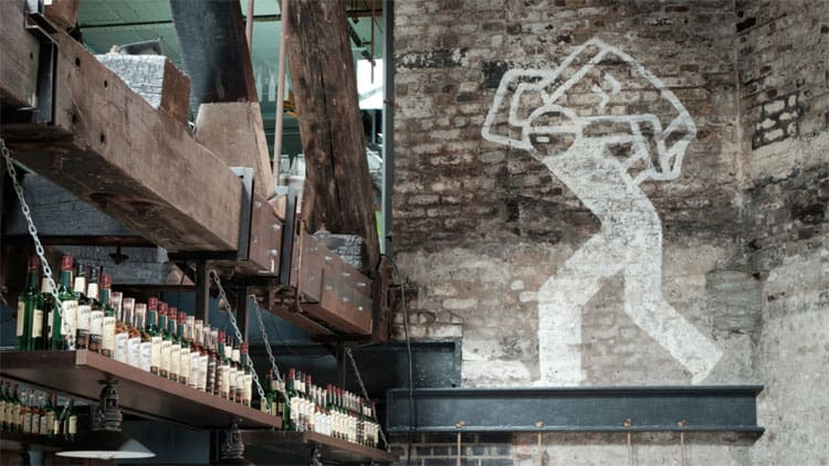 Jameson Distillery Bowstreet